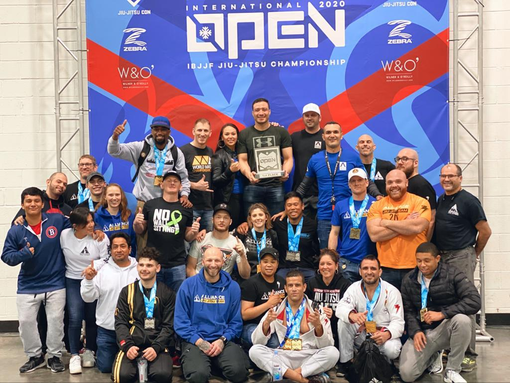Alliance Team wins Atlanta Open with Madison help
